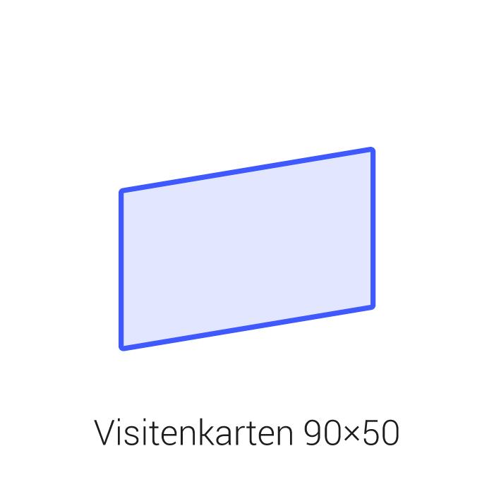 Visitenkarten 90x50