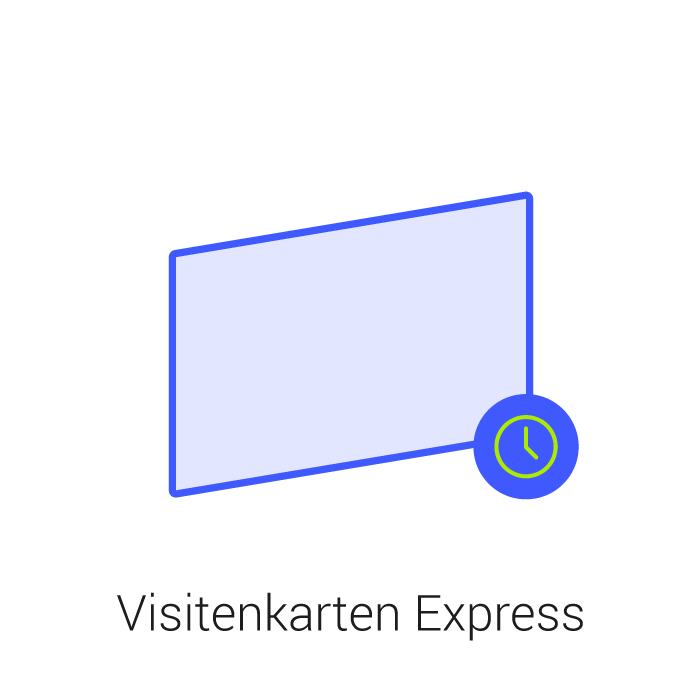 Visitenkarten Express