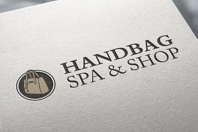 Handbagspa Logo Design